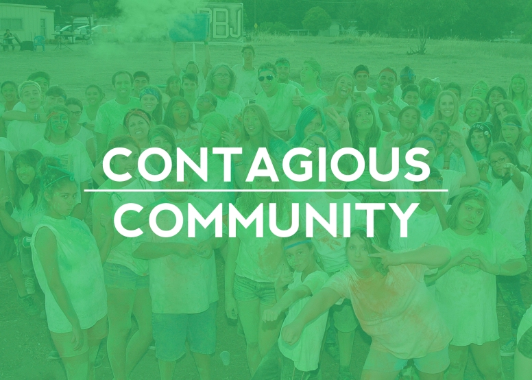 Contagious Community